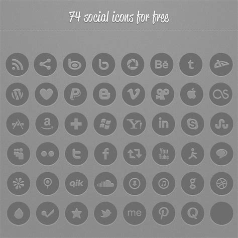 Check My Crime 70 Social Icons Font Pictograms Fonts Graphic Auto Design Tech
