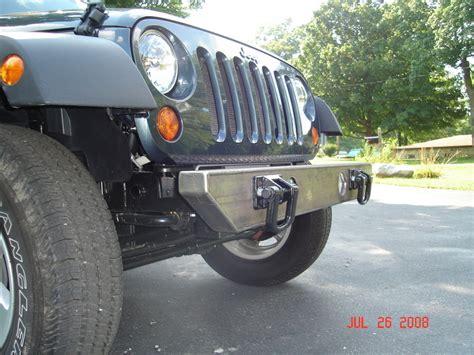 homemade jeep bumper homemade jeep jk front bumper