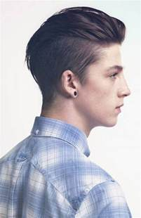 Galerry hairstyle rockabilly pria