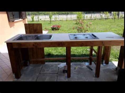 cucina in giardino come realizzare una cucina in giardino tutto per casa