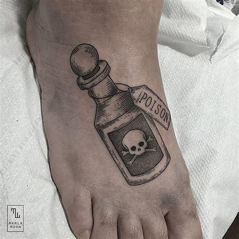 poison tattoo poison bottle best ideas gallery