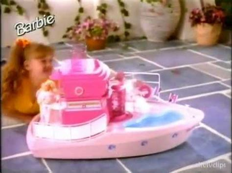 barbie werbung traumschiff 1993 youtube