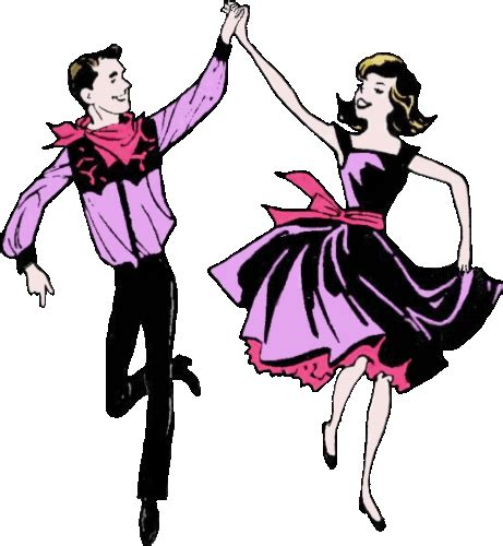 dancer clipart square clip pg 1