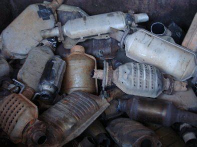 Sell Your Catalytic Converters At Top Prices Guaranteed