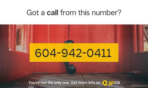 Www Yellowpages Ca Lookup 604 942 0411 16049420411 Who Called From Port Coquitlam Yp Ca
