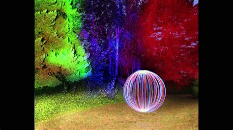Pdf Photography Light Painting Finding by Orbs Light Painting Photography Tutorial