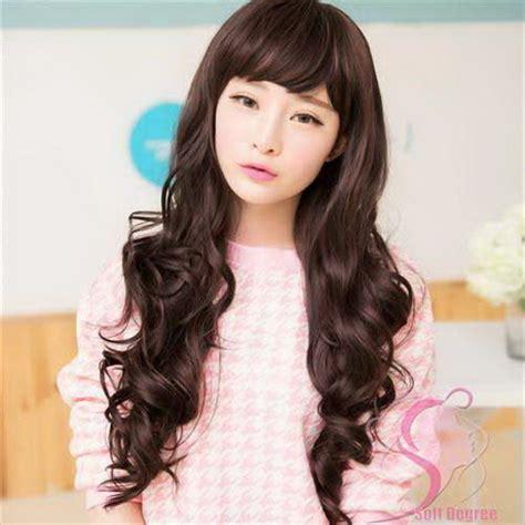 hairstyles korean 2016