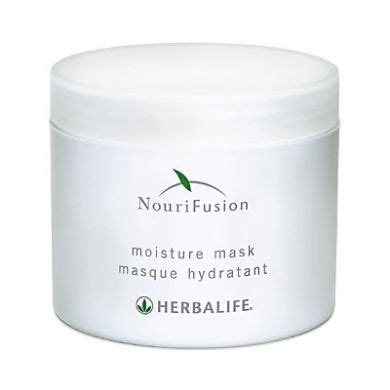 Masker Herbalife multivitamin moisture mask herbalife health products