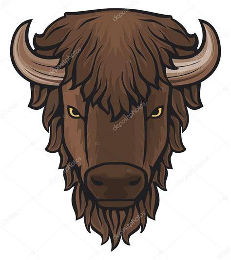 testa di testa di bufalo vettoriali stock 169 tribaliumivanka 12677160