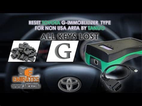 Ecu Imobilizer All New Avanza toyota fortuner lost key toyota g chip key pro