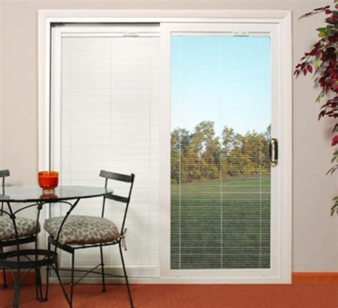 sliding glass door shades and blinds best 25 blinds for sliding doors ideas on