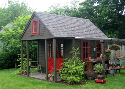 nappanee home  garden club garden sheds porches