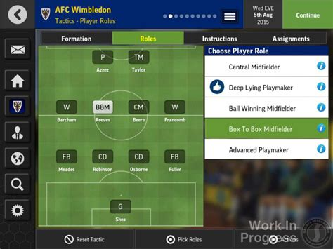 football manager mobile football manager 2016 handheld mobile android ios