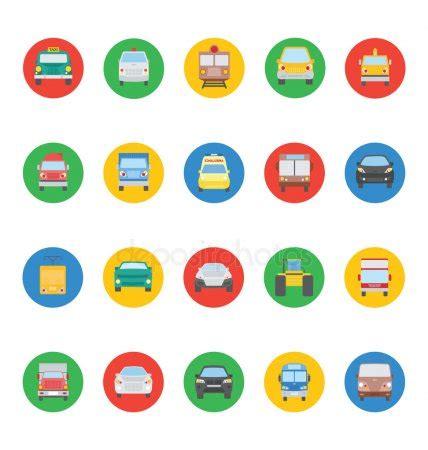 vectores de stock de camiones pesados, ilustraciones de