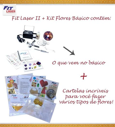 Du Laser Top Fit L m 225 quina kit flores original fit laser r 828 00 em mercado livre