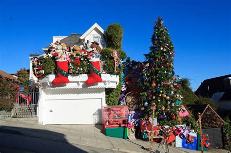 best decorated holiday houses san francisco 20 decorating ideas that are the top