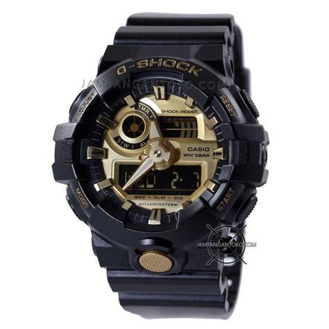Tl Ori Real Pict gambar jam tangan g shock ori bm ga 710gb 1a black gold