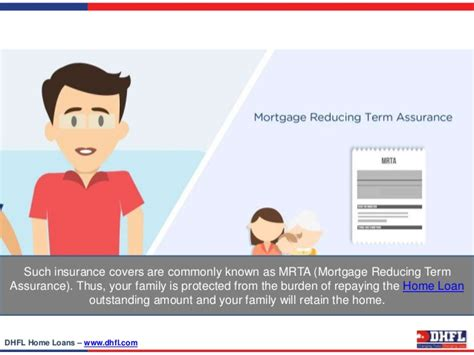 mrta housing loan insurance cover for home loan a customer education initiative by dh