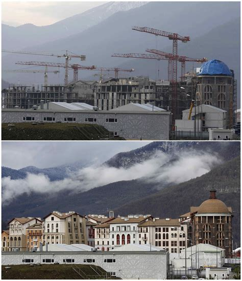 olympics then and now sochi then and now preparing for the olympics