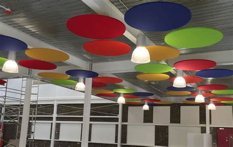 Suspended Acoustic Ceiling Panels acoustic rafts acoustic ceiling panels