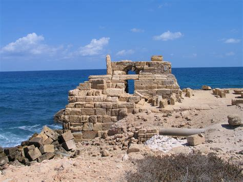 the light house the lighthouse at leptis magna roger pearse