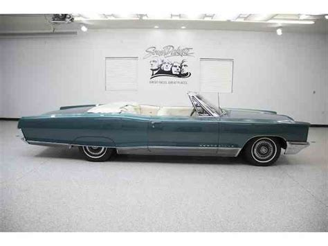 buy car manuals 1967 pontiac bonneville on board diagnostic system 1965 to 1967 pontiac bonneville for sale on classiccars com