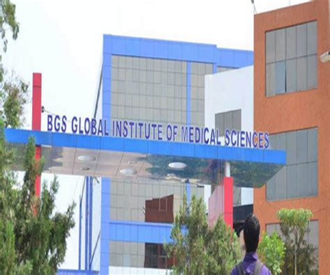 Bgs Mba College Bangalore bgs global institute of sciences bangalore news