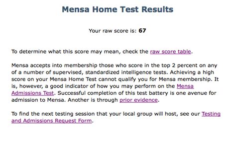 mission to mensa step two