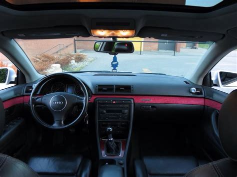 Audi A4 B6 Custom Interior audi b6 interior audi b6 pinterest audi and interiors