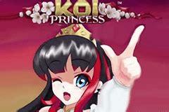 koi princess slot   casino game  netent