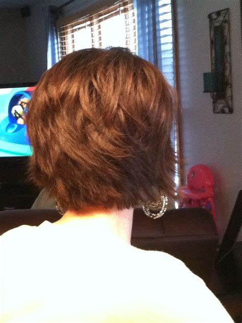 show layered haircuts from the back of head cute layers for the back of the head for short haircut