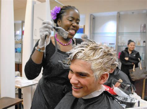 Bleaching Salon Original after high school swimmer s community honors his mundelein review