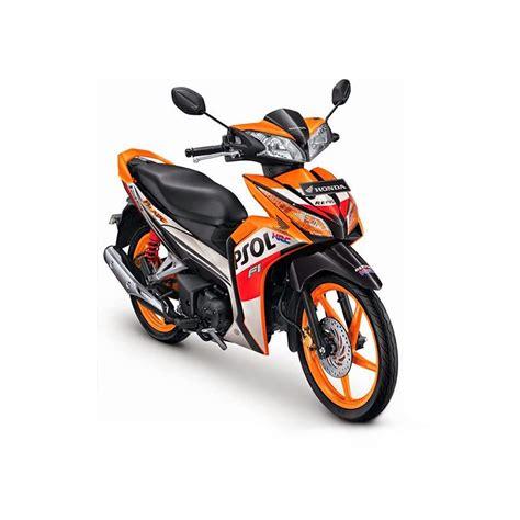 Sparepart Honda Blade Repsol kredit motor honda blade 125 repsol cermati