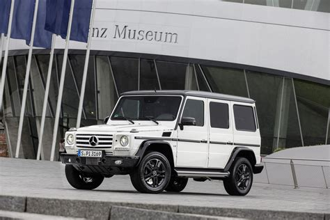 mercedes factory mercedes benz g class edition 35 is a factory tuned beauty