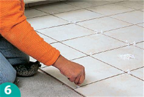 crocette per piastrelle probau piastrellare pavimenti