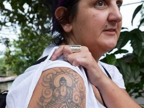 is tattoo sin in islam british woman to be deported from sri lanka over buddha
