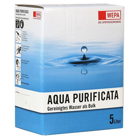 l in a box bag in a box aqua purificata 5 liter online bestellen
