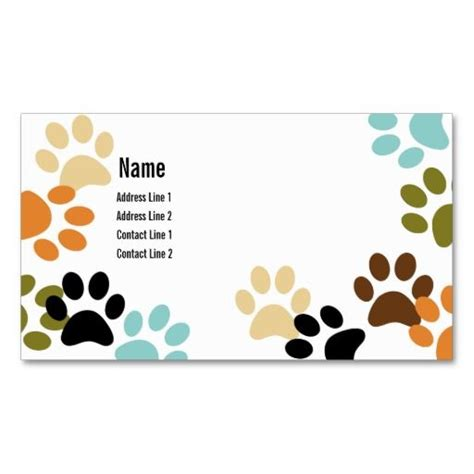 veterinarian business card template free 179 best images about veterinarian business cards on
