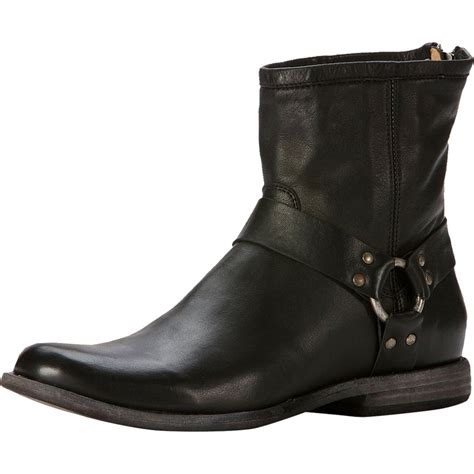 mens harness boot frye phillip harness boot s backcountry