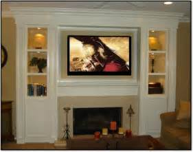 Tv Over Fireplace Ideas planning amp ideas tv over fireplace ideas entertainment