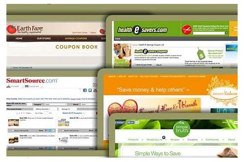 organic food coupons online