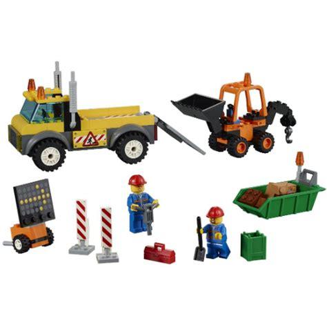 Lego 10683 Juniorsroad Work Truck lego juniors road work truck smart toys