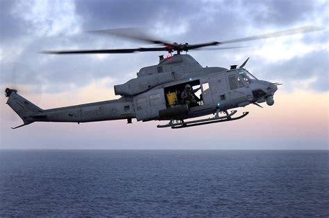Is Uh by Huey Goes High Tech Marine Corps Gets Advanced Huey