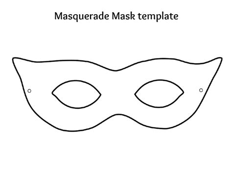 sleep mask template eye mask clipart black and white clipartsgram