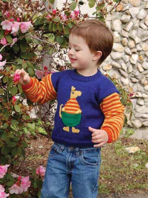 free childrens jumper knitting patterns children s kangaroo sweater knitting pattern halcyon yarn