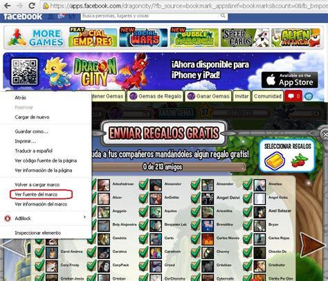 mod dragon city di facebook hack de gemas para dragon city 50 gemas diarias