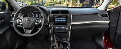 2015 Toyota Interior 2015 Toyota Camry Redesign Pictures Automotive