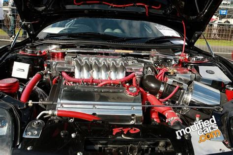 mitsubishi fto engine mitsubishi fto review and photos