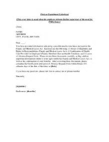 cover letter 187 fmla cover letter free resume cover and