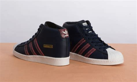 Sepatu Adidas Superstar Wedges adidas turns superstars into sneaker wedges sole collector